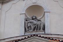Monastery Church of Our Lady of Sorrows, Prague, Czech Republic