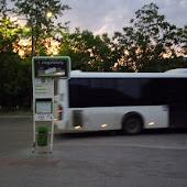 Автобусная станция   Szekszárd