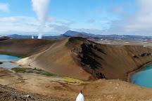 Viti Crater, Lake Myvatn, Iceland