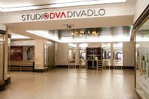 Studio Dva Theater, Prague, Czech Republic