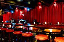 Zinco Jazz Club, Mexico City, Mexico