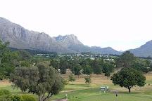 Stellenbosch Golf Club, Stellenbosch, South Africa
