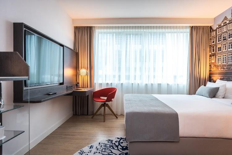 Steigenberger Airport Hotel Schiphol