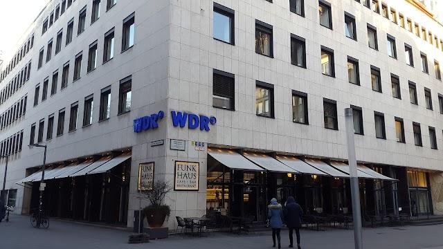 WDR Funkhaus Wallrafplatz