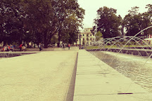 Fontanna Multimedialna Lublin, Lublin, Poland