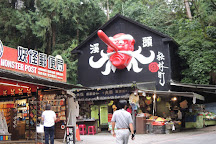 Xitou Monster Village, Lugu, Taiwan