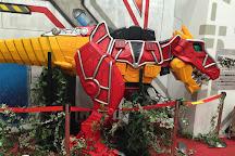 TOEI HERO WORLD NAMCO ACTION MUSEUM, Chiba, Japan