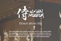 Samurai Museum, Kabukicho, Japan