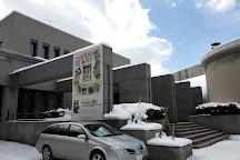 Hokkaido Museum of Literature, Sapporo, Japan