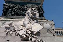 Monumento a Vittorio Emanuele II, Milan, Italy