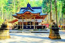 Oiwa Shrine, Hitachi, Japan