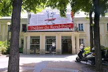 Theatre du Rond-Point, Paris, France