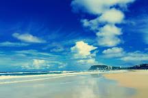 Burleigh Heads Beach, Burleigh Heads, Australia