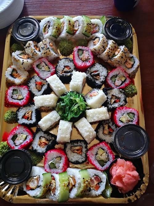 Halkio sushi