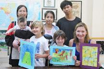 Khmer Kids Art Gallery & Art workshop, Siem Reap, Cambodia