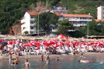Jaz Beach, Prijevor, Montenegro