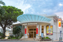 Casino Barriere, Sainte-Maxime, France