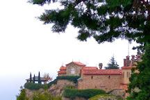 Holy Trinity Monastery (Agia Triada), Kalambaka, Greece