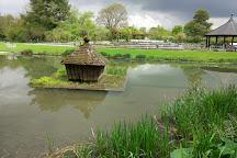 Botanischer Garten - Japan Garten, Augsburg, Germany
