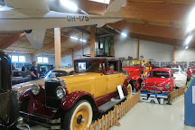 Automobile Museum, Uusikaupunki, Finland