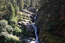 Aster Falls, East Glacier Park, United States