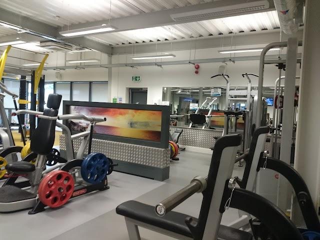 The University of Kent Sports Centre