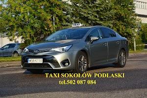 Taxi Sokołów Podlaski całodobowe