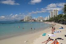The Kapahulu Groin (Waikiki Wall), Honolulu, United States