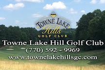 Towne Lake Hills Golf Club, Woodstock, United States