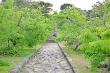 Nakijin Castle Remains, Nakijin-son, Japan