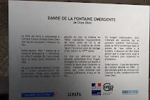 La Danse de la Fontaine Emergente, Paris, France