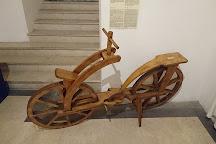 Museo Leonardo da Vinci - Piazza del Popolo, Rome, Italy