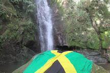 Falling Edge Waterfalls, Kingston, Jamaica