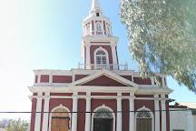 Plaza de Armas, Vicuna, Chile
