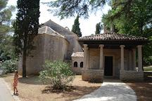 Basilica Of St Mary, Brijuni, Croatia