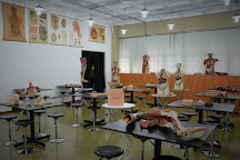 Anatomy Museum, Sao Paulo, Brazil
