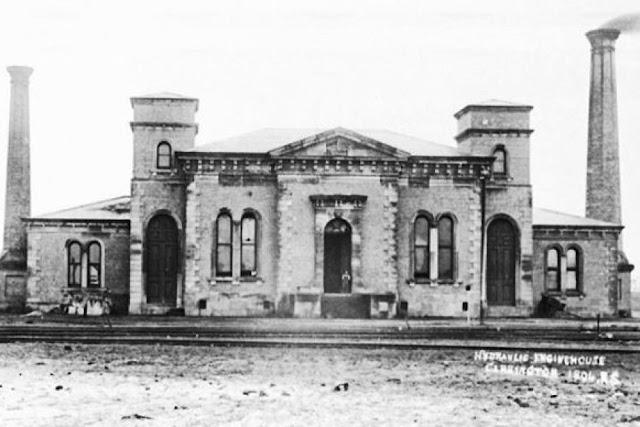 Pump House, Carrington