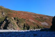 Heddon's Mouth- South West Coast Path Walk, Martinhoe, United Kingdom