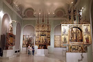 Hungarian National Gallery (Magyar Nemzeti Galeria)