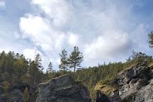 Knight's Leap, Vaga Municipality, Norway