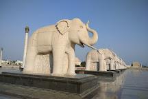 Ambedkar Memorial Park, Lucknow, India