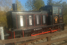 Stephenson Railway Museum, Newcastle upon Tyne, United Kingdom