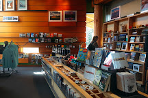 Craig Thomas Discovery & Visitor Center in Moose, Grand Teton National Park, United States
