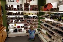 LARK Toys, Kellogg, United States