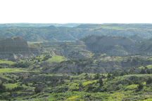 Painted Canyon Overlook, Theodore Roosevelt National Park, United States