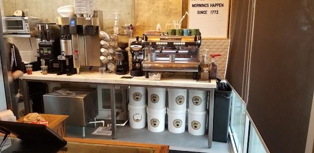 Customs Coffee