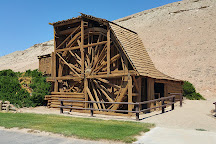 The Wolverton Mill, Hanksville, United States