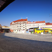 Bus Station  Prague Florenc