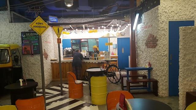 Kulfilicious Cafe