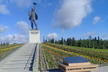 Monument to the Conquerors of Samotlor, Nizhnevartovsk, Russia